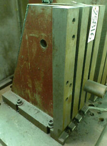 14 X 29 T Slotted Angle Plate 26766