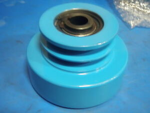 Centrifugal Clutch Heavy Duty Double Groove B a With 1 Bore 50 Hp Brand New