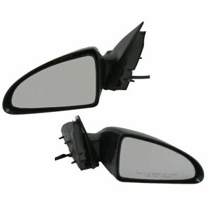 Folding Power Mirrors Pair For Chevy Malibu 2006 2007 2008