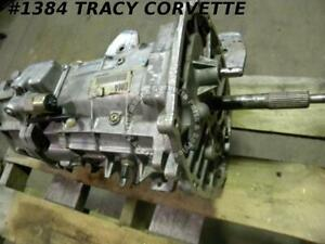 2005 2013 Corvette Tremec 6 Speed Manual Transmission Assembly W O Cooler