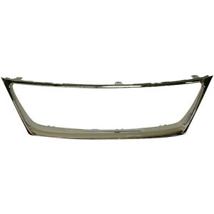Grille Shell For 2006 2008 Lexus Is250 Is350 Chrome Plastic