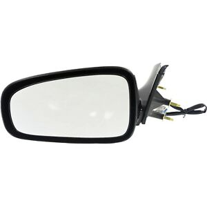 Power Side View Mirror Driver Left Lh New For 00 05 Chevy Impala
