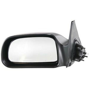 Manual Remote Side View Mirror Fixed Driver Left Lh For 00 04 Tacoma Pickup