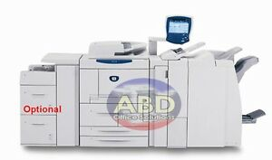 Xerox 4110 High speed Production Laser Printer Copier With Finisher 110ppm