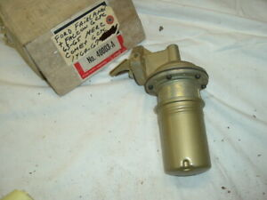 1964 65 66 67 Econoline Fairlane 170 200 Cu In New Fuel Pump