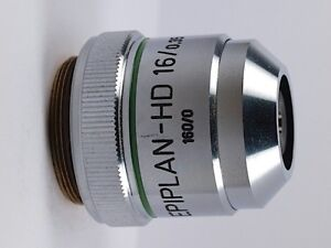 Zeiss Epiplan Hd 16x 35 160mm Tl Microscope Objective