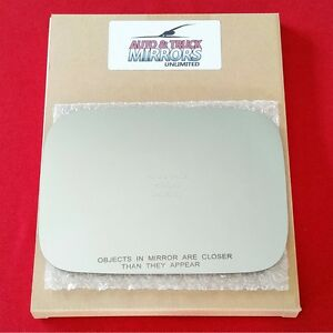 New Mirror Glass 03 09 Hummer H2 Passenger Right Side Rh Fast Shipping