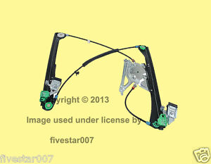 Meyle Front Right Door Power Window Regulator Without Motor For Audi A4 S4 96 01