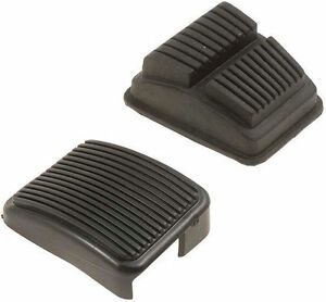 Dorman Pedal Pad Covers Set Of Two Fits 92 97 Ford Ranger F Series Explorer