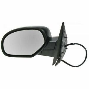 Power Folding Heated Memory Puddle Side View Mirror Driver Left Lh For Chevy