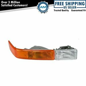 Front Side Marker Parking Signal W Fog Light Right Rh For S10 Blazer S15