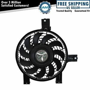 A c Air Conditioning Condenser Cooling Fan For 98 02 Land Cruiser Lexus Lx470