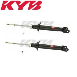 Fits Nissan 300zx Set Of 2 Rear Left Right Shock Absorbers Kyb Excel G 341151