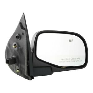 Power Mirror For 2002 2005 Ford Explorer Mercury Mountaineer Right Heated Black