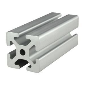 8020 T Slot 40mm X 40mm Aluminum Extrusion 40 Series 40 4040 X 2440mm N