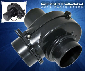 Ford Diy Custom Electric Super Charger Performance Turbo Car Truck Hp Black
