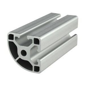 8020 T slot 40 Series Quarter Round Aluminum Extrusion 40 4030 lite X 2440mm N