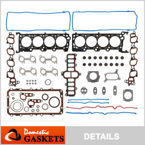 2001 Ford Crown Victoria Expedition F 150 E 150 4 6l Full Gasket Kit