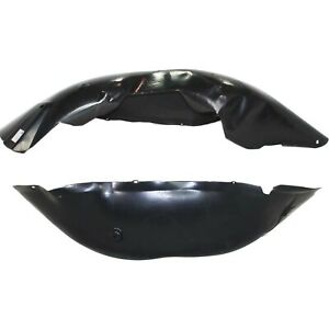 Splash Shield For 2007 2013 Chevrolet Silverado 1500 Front Left Right Set Of 2