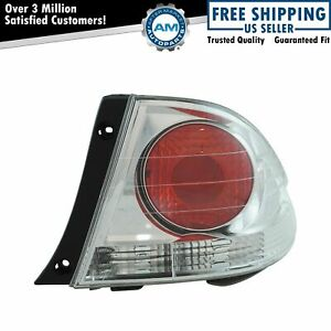 Outer Taillight Light Metallic Rh Right For Lexus Is300 2002 2003