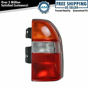 Taillight Taillamp Passenger Side Right Rh New For Tracker Grand Vitara Xl 7