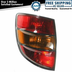 Taillight Taillamp Brake Light Lamp Left Driver Side Rear For 03 08 Pontiac Vibe