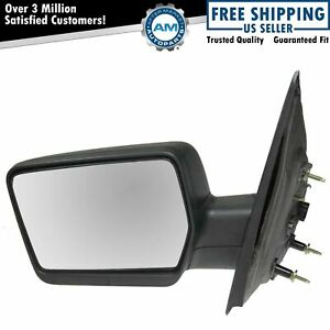 Power Door Mirror Lh Left Driver Side For 04 08 Ford Pickup Truck F150 F 150