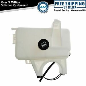 Radiator Overflow Tank For Ascender Bravada Rainier Trailblazer Envoy Ext Xl New