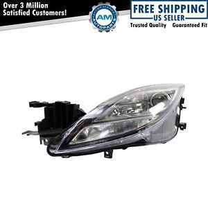 Headlight Headlamp Hid Xenon Lh Left Driver Side For 09 10 Mazda 6