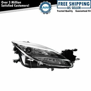 Headlight Headlamp Hid Xenon Rh Right Passenger Side For 09 10 Mazda 6