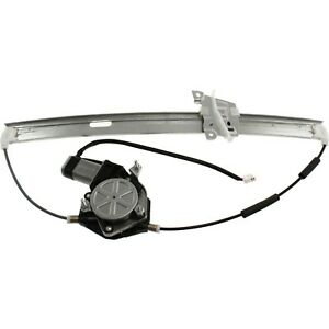 Power Window Regulator For 2000 2006 Mazda Mpv Front Driver Side With Motor