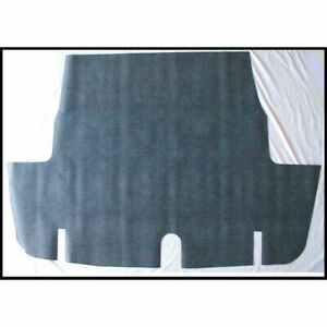 Trunk Mat Felt Herringbone For 68 69 Amx Javelin American Motors Amc