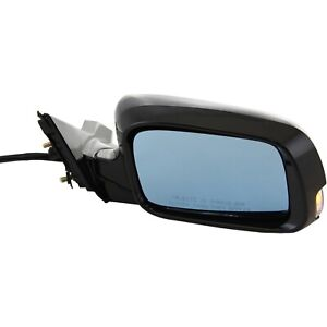 Power Mirror For 2009 14 Acura Tl Right Side Manual Folding With Signal Light