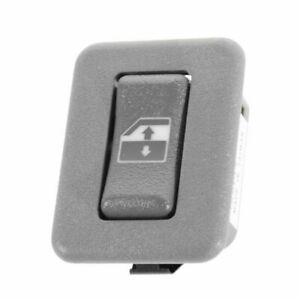 Power Window Switch Gray Rear Lh Left Or Rh Right For Chevy Gmc Pickup Suv New