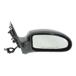 Power Mirror For 2000 2007 Ford Focus Front Passenger Side Textured Black