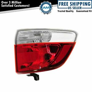 Taillight Taillamp Outer Passenger Side Right Rh Rr For 11 13 Dodge Durango New
