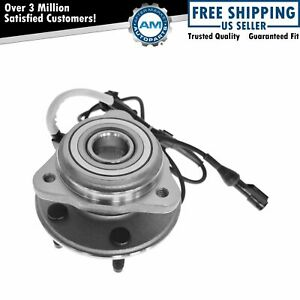Front Wheel Bearing Hub Assembly For 95 01 Ford Explorer Mercury Mountaineer 4x4