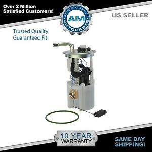 Gas Fuel Pump Sending Unit Module For Trailblazer Envoy Ascender Rainier