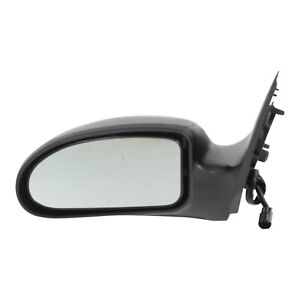 Power Mirror For 2000 2007 Ford Focus Front Driver Side Textured Black