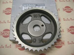 Datsun 1200 Timing Cam Gear Genuine Fits Nissan A12 A14 A15 B10 B110 B210 B310