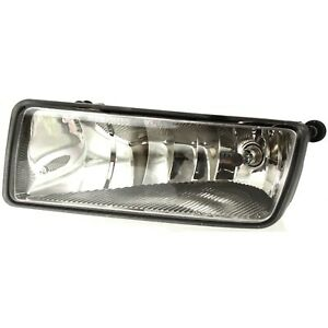 Fog Driving Light Lamp W Clear Rectangular Lens Left For Explorer Sport Trac