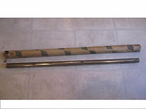 1952 1953 1954 Lincoln Steering Column Shift Tube For Automatic Transmission Nos