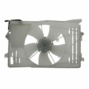 Radiator Cooling Fan Motor Assembly For Toyota Matrix Corolla Vibe 1 8l