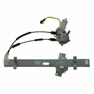 Dorman Power Window Regulator W Motor Front L Lh For 00 04 Spectra Sephia