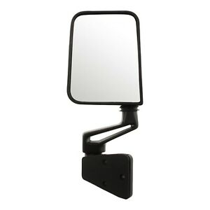 Mirror For 1997 2002 Jeep Wrangler Tj 1987 1995 Wrangler Yj Left Paintable