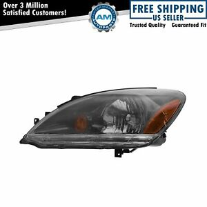 Headlight Headlamp W Smoked Lens Driver Side Left Lh New For 04 07 Lancer