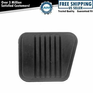 Dorman Clutch Pedal Pad Cover For Ford Lincoln Mercury New