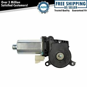 Power Window Motor Front Left Driver Side Lh For Pontiac Grand Am Olds Alero