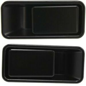Exterior Door Handle For 97 2006 Jeep Wrangler Tj 87 95 Wrangler Yj Set Of 2