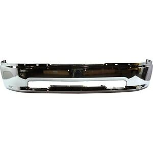 Front Bumper For 2011 2012 Ram 1500 2009 2010 Dodge Ram 1500 Chrome Steel